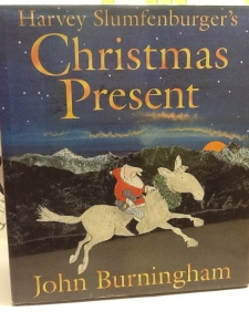 photo Father Christmas John Burningham