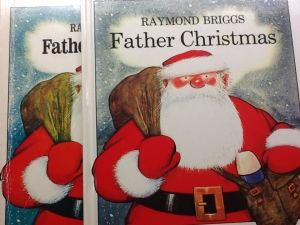 photo Father Christmas RB